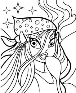 Dibujo para colorear Neopets Feeenland (13)