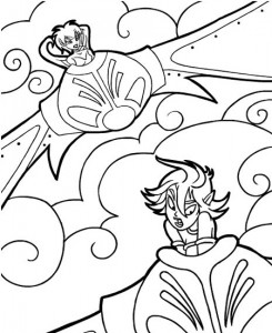 coloring page Neopets Feeenland (19)