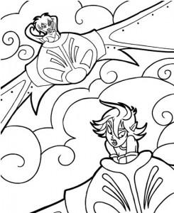 Dibujo para colorear Neopets Feeenland (19)