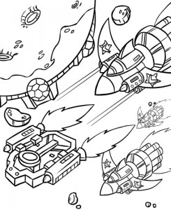 coloring page Neopets Kreludor (10)