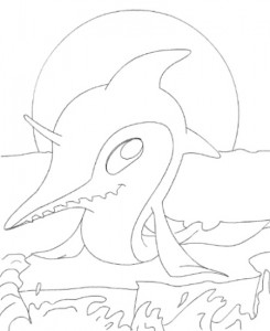 coloring page Neopets Prehistory (13)