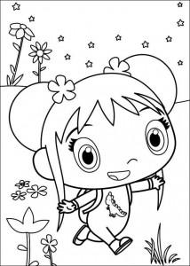kleurplaat Ni hao Kai Lan (12)