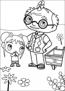 coloring page Ni hao Kai Lan (20)