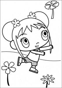 coloring page Ni hao Kai Lan (24)