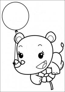 coloring page Ni hao Kai Lan (25)