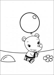 coloring page Ni hao Kai Lan (44)