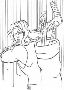 disegno da colorare Tartarughe Ninja (2)