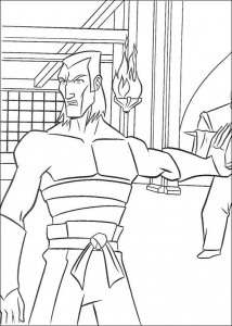 coloring page Ninja Turtles (21)