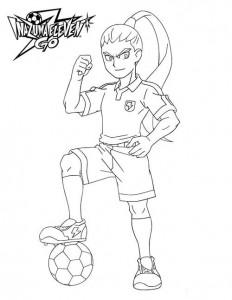 coloring page Nishiki