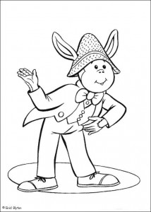 coloring page Noddy (8)