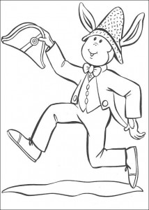 coloring page Noddys friends (3)