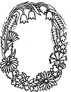 coloring page O (1)
