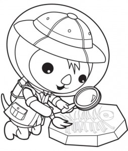 coloring page Octonauts (15)