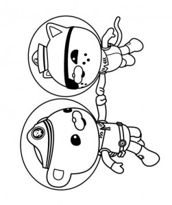 coloring page Octonauts (16)