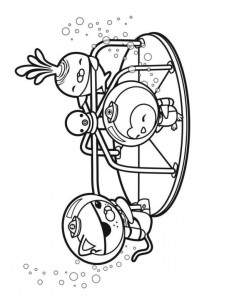 coloring page Octonauts (2)