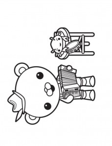 coloring page Octonauts (4)