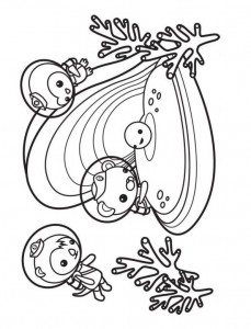 coloring page Octonauts (5)