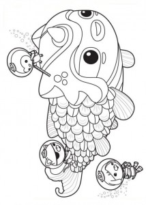coloring page Octonauts (7)