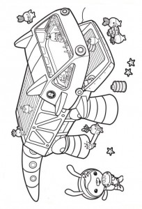 coloring page Octonauts (8)