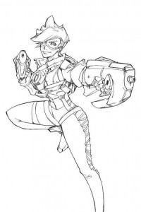 coloring page overwatch-03