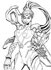 coloring page overwatch-04