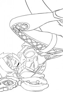 coloring page overwatch-07