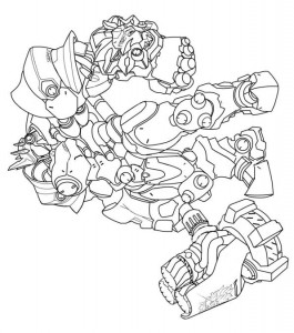 coloring page overwatch-08