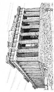 kleurplaat Parthenon, Acrapolis, Athene