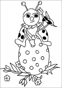 coloring page Easter (22)