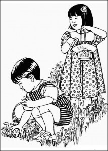 coloring page Easter (23)