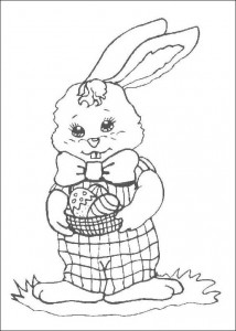 coloring page Easter (24)