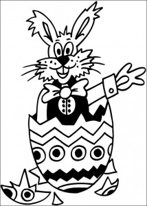 coloring page Easter (28)
