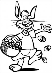 coloring page Easter (29)