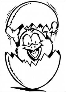 coloring page Easter (36)