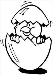 coloring page Easter (38)