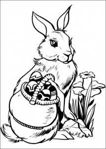 coloring page Easter (48)