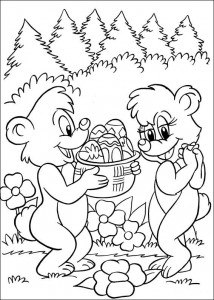 coloring page Easter (49)