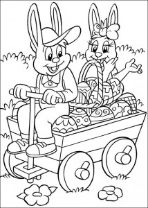 coloring page Easter (51)