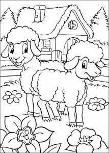 χρωματίζοντας σελίδα Πάσχα (54)