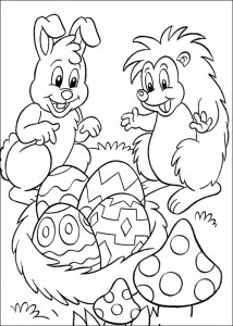 coloring page Easter (58)
