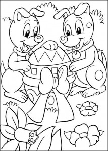 coloring page Easter (60)