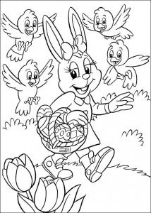 coloring page Easter (62)