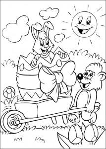χρωματίζοντας σελίδα Πάσχα (64)