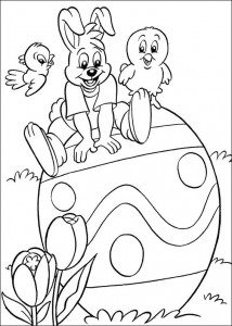 coloring page Easter (70)