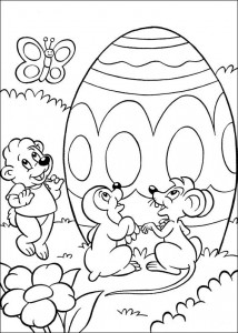 coloring page Easter (71)