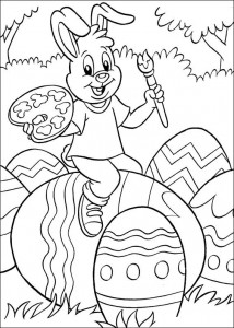 coloring page Easter (72)