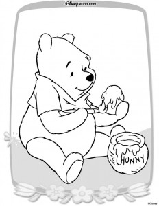 coloring page Easter with Disney (7)