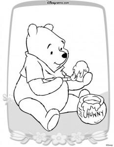 målarbok Påsk med Disney (7)