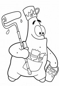 coloring page Patrick Zeester (6)