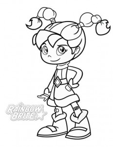 coloring page PattiOGreen